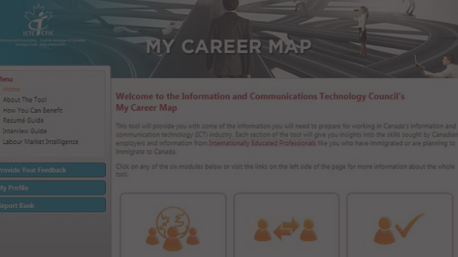 My Career Map