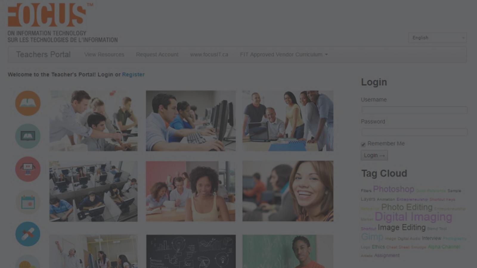Teachers Portal