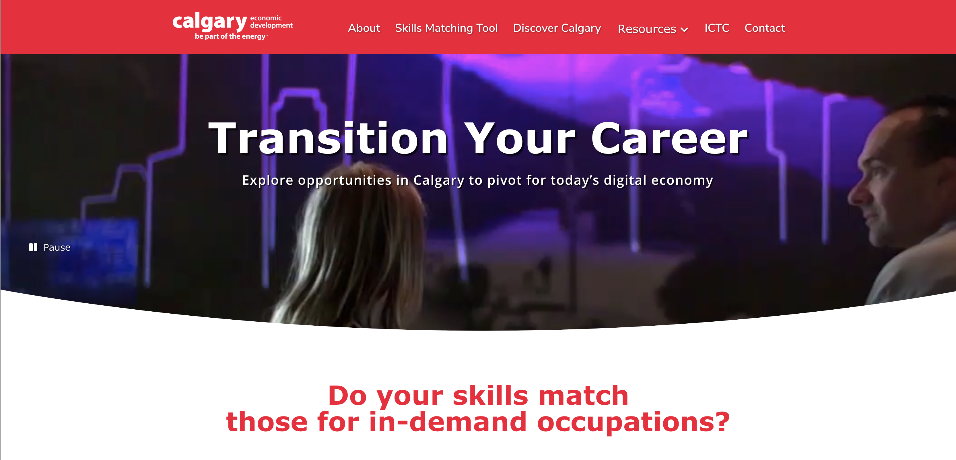 New online tool aims to connect laid-off workers with careers in tech