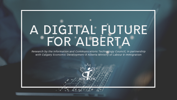 A Digital Future for Alberta: The Growing Digital Presence Across the Economy