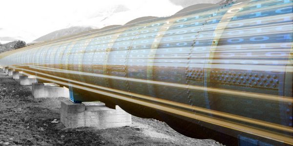 """Climate change, oil and gas innovation, and a Q&A with Calgary-based Enbridge Inc. discussing how its new """"Lab"""" harnesses data for better operational, safety and environmental performance"""