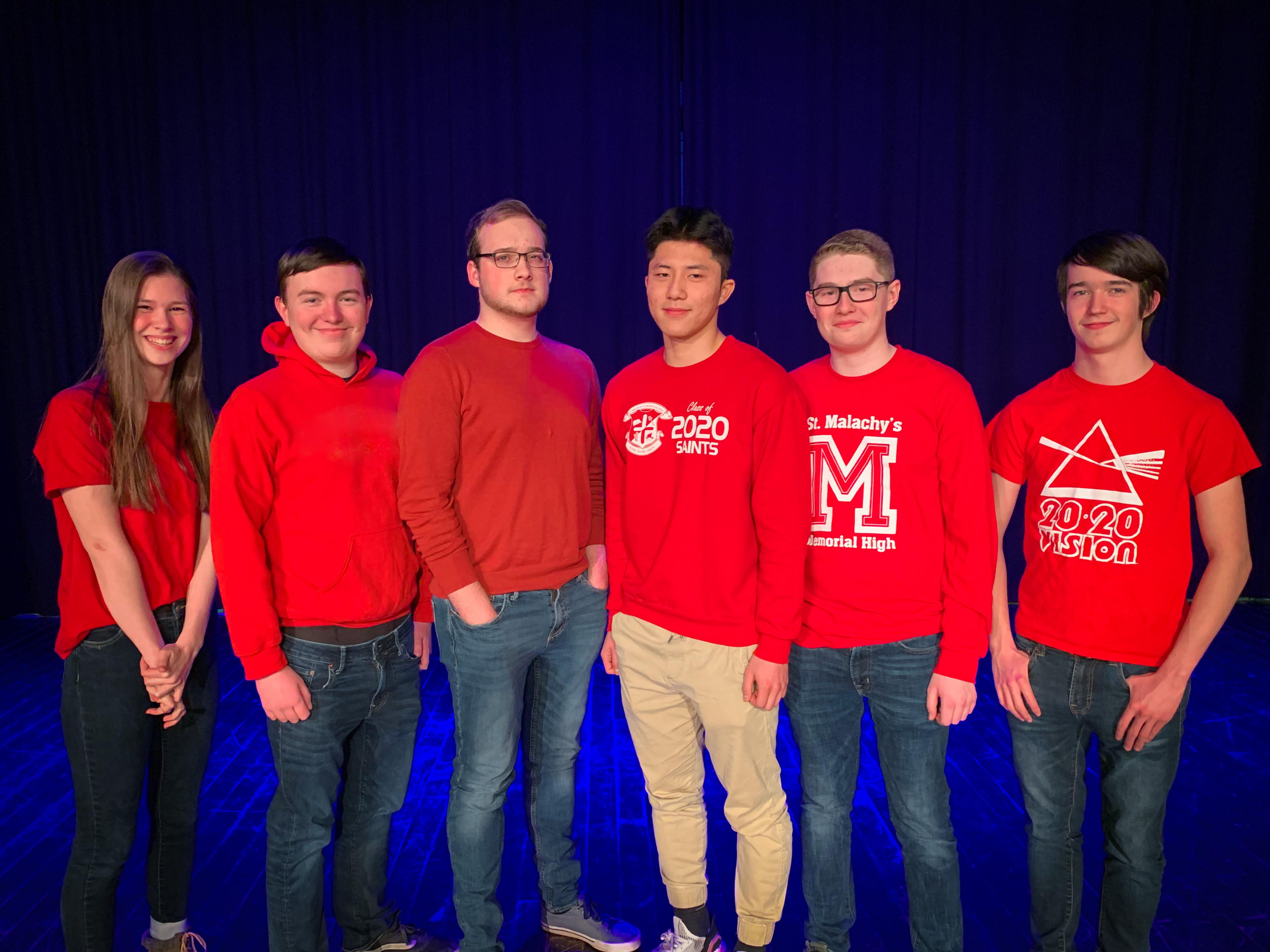 Meet the CyberTitans: Team Saints