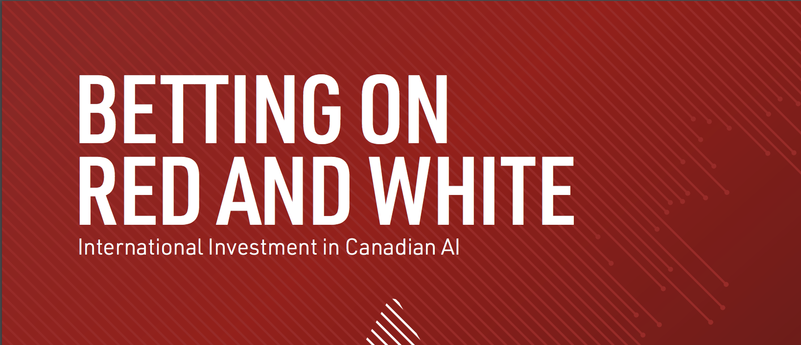 Canada is Increasingly a Global Hub for AI Foreign Investment: New ICTC Study