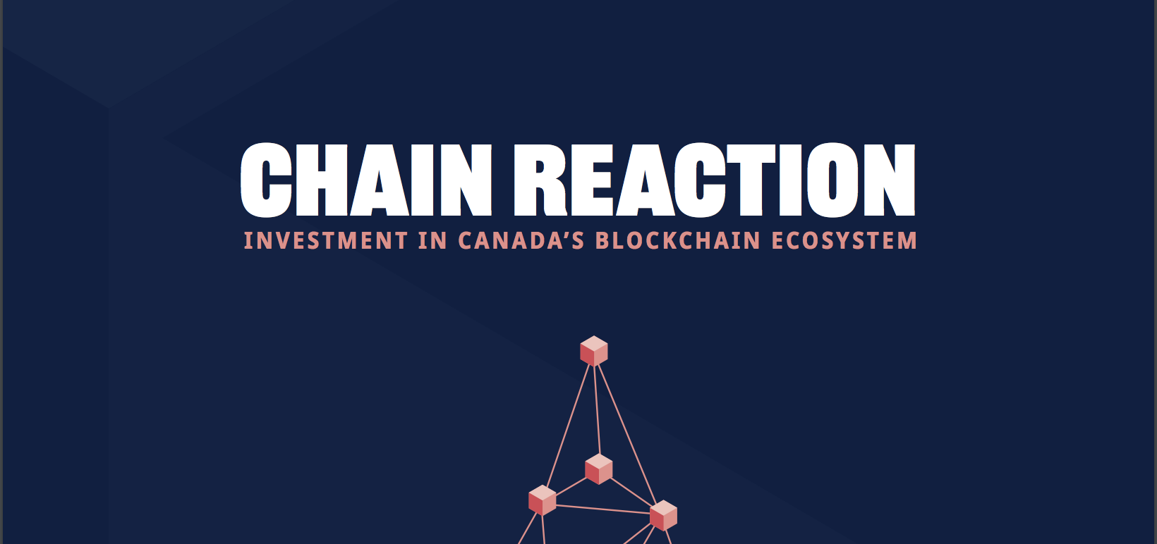Accelerating Blockchain Adoption in Canada Creates New Opportunities for Foreign Direct Investment: New ICTC Study