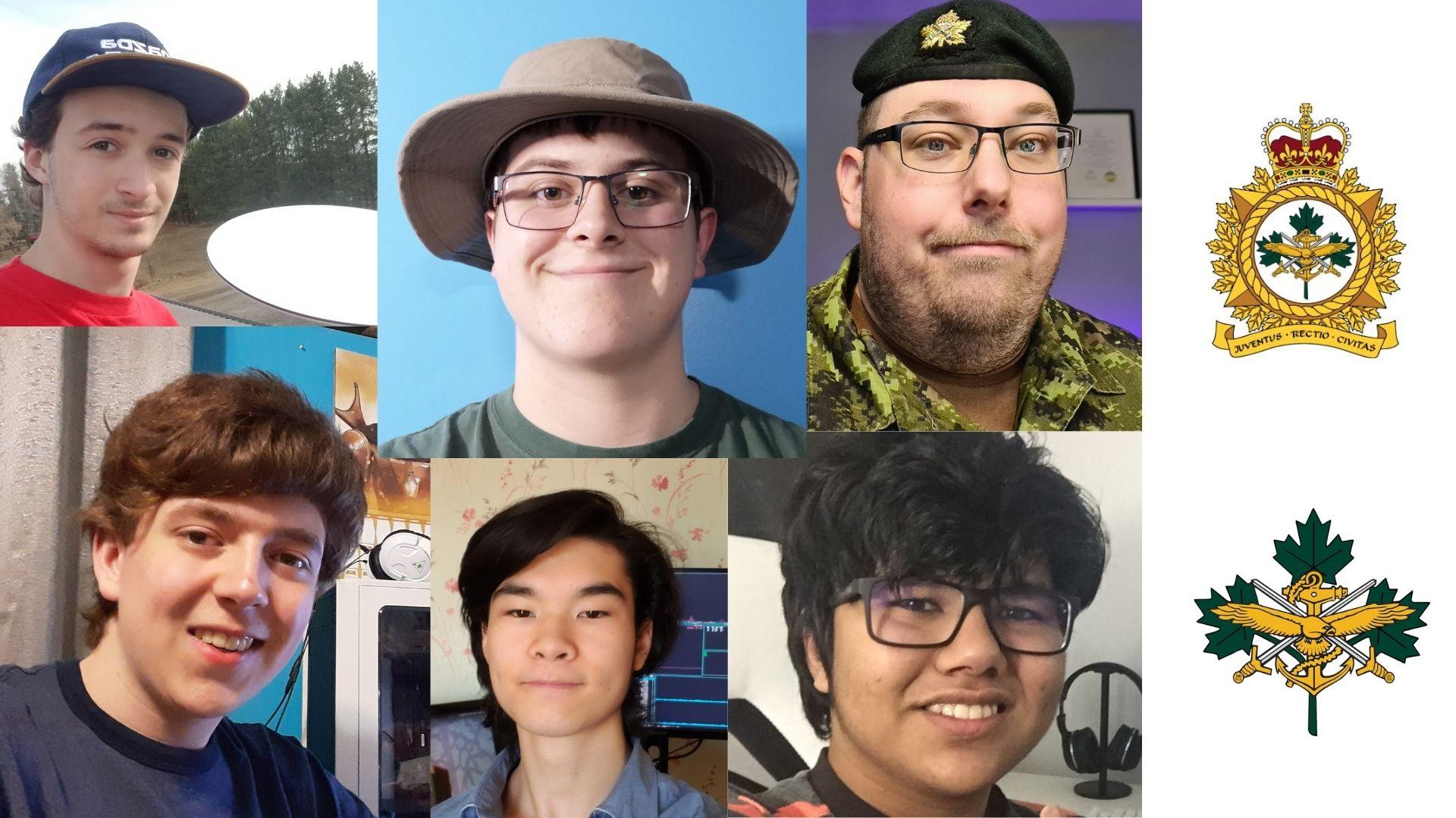 Meet the CyberTitans: Team Cadet and Junior Canadian Rangers –  Exhibition Team